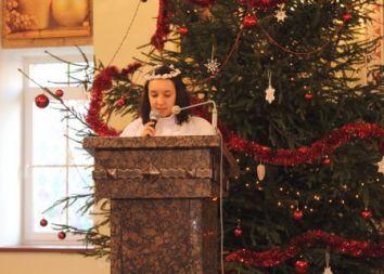 Białoruś, Witebsk: Świąteczny koncert 2013