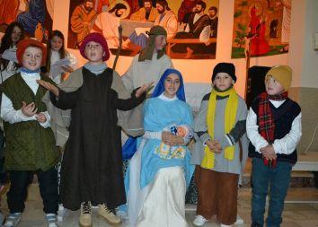Albania: Jasełkowe świętowanie 2013