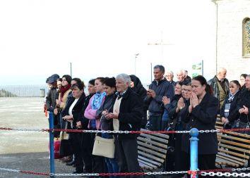 Bilaj, Albania: Dzień Chorego 2014