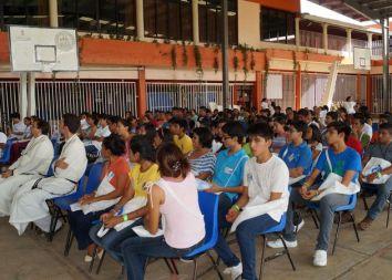 Campeche: Salwatoriańskie Forum Młodych w Meksyku 2014