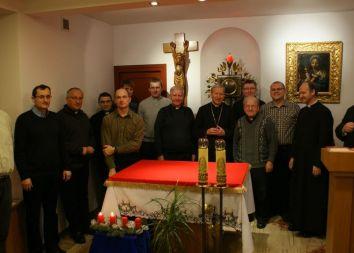 Kraków: 133 rocznica SDS w Łagiewnikach 2014