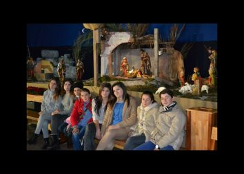 Albania, Bilaj: Świąteczna wyprawa 2014