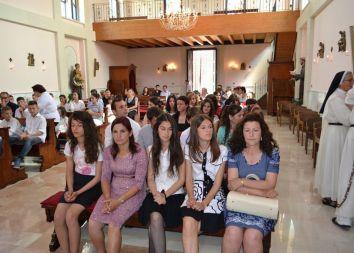 Albania: Dzień pełen sakramentów
