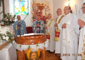 Krzywin Gryfiński: Św. Jan Bosco u salwatorianów