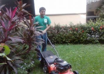 Meksyk, Campeche: Dzień skupienia