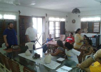 Meksyk, Merida: Spotkanie Salwatorianów Świeckich