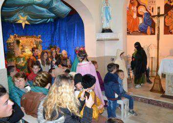 Albania: Boże Narodzenie w Bilaj