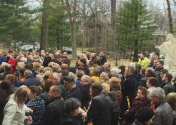USA, Verona NJ: Brama Miłosierdzia