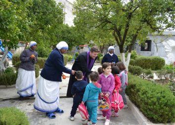 Albania: Miłosierdzie w akcji