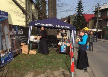 Kraków: Niedziela Miłosierdzia u salwatorianów