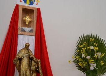 Albania, Batore: Niedziela Miłosierdzia z Janem Pawłem II