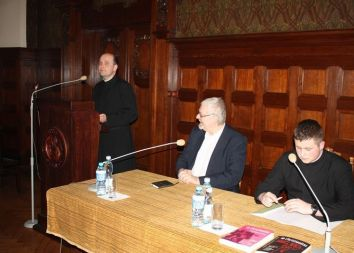 WSD w Bagnie: Wykład o liturgii