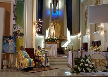 Trzebinia: Wspomnienie Matki Bożej Fatimskiej