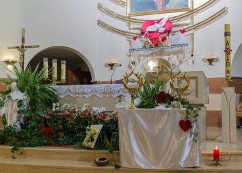 Bielsko-Biała (Cygański Las): Peregrynacja Obrazu Jezusa Miłosiernego