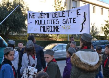 Albania: Ingres Arcybiskupa Tirany