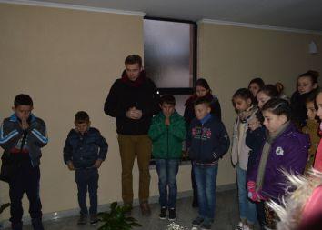 Albania: Świętujący Młodziankowie