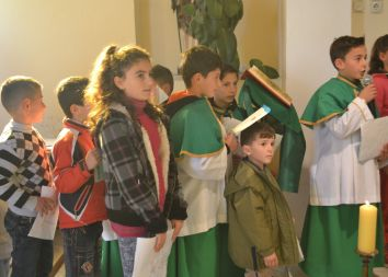 Albania: Wizytacja kanoniczna w Bilaj