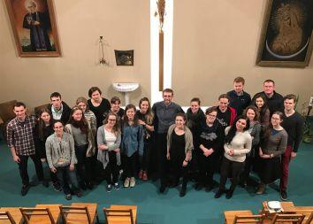 Warszawa: Duszpasterstwo STUDENT+