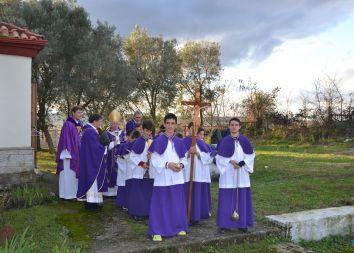 Albania: Instalacja proboszcza w Bilaj