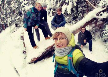 RMS: Studenci w Zakopanem