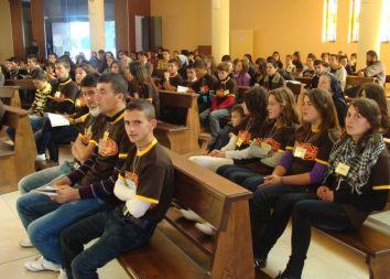 Albania: Dzień wspólnoty z pajacem 2010