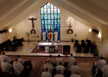 Kraków: Synod prowincjalny u Salwatorianów