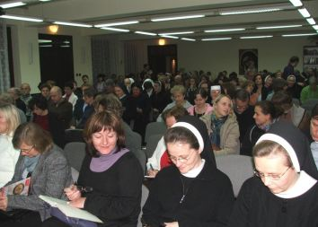 CFD Kraków: Ojcowie Kościoła uczą nas czytać Biblię 2010