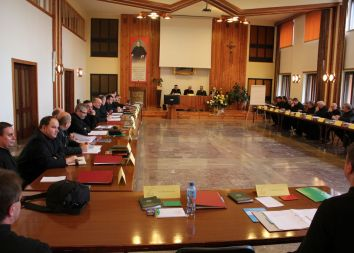 Trzebinia: IX Synod Prowincjalny - 2 dzień 2010