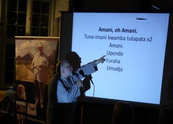 Bagno: Spotkanie z misjonarzem ks. Hieronimem Siwkiem SDS
