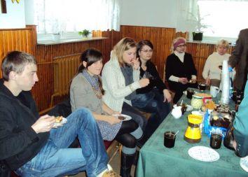 Piastów: Spotkanie formacyjne dla Świeckich Salwatorianów 2010