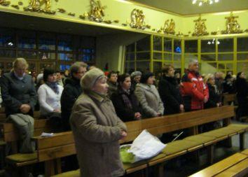 Bielsko-Biała: Opłatek rodziny hospicyjnej św. Kamila 2011