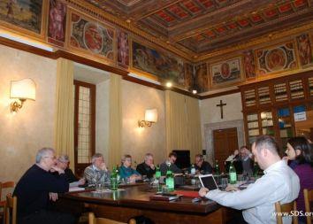 RZYM: Spotkanie przedstawicieli prokur misyjnych 2011