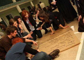 Zakrzów: I ogólnopolskie spotkanie Salwatoriańskiego Wolontariatu Misyjnego 2011