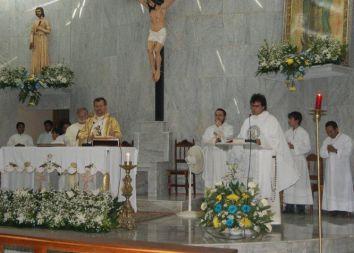 Campeche, MX: Przyjęcie do postulatu 2011