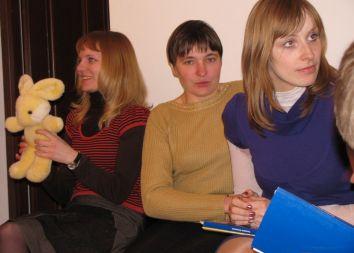 Brasław, Białoruś: Warsztaty dla liderów 2011