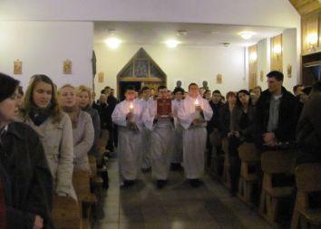 Warszawa: Wprowadzenie w posługę lektora 2011