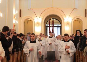 Trzebinia: Święcenia kapłańskie i diakonatu 2011