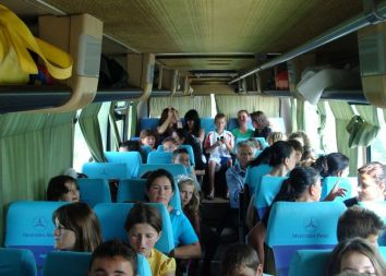 Albania: Pilgrzymka dziękczynienia 2011