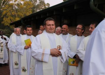 Australia: Złoty jubileusz salwatoriańskiej posługi 2011