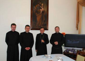 Ukraina: Odpust w Sanktuarium Podwyższenia Krzyża w Brzozdowcach 2011