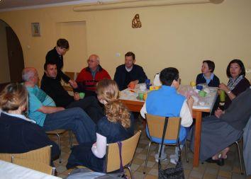Świeccy Salwatorianie: Rekolekcje, Trzebnica 2011