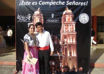 Campeche. Meksyk: Tydzień Matki Zbawiciela 2011