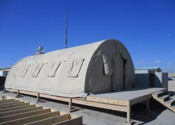 Afganistan: Namiot zawierzenia 2011