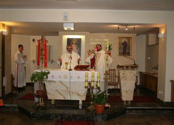 Elbląg: Pierwsza rocznica beatyfikacji Jana Pawła II 2012