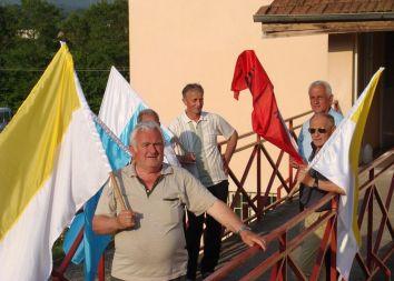 Albania: Relikwie bł. Jana Pawła II w Bilaj 2012