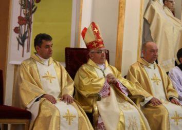 Trzebinia: Święcenia kapłańskie 2012