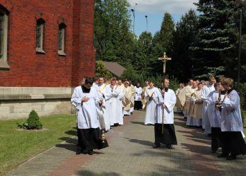 Trzebinia: Święcenia kapłańskie 2012 - new!