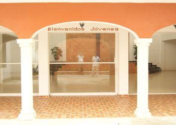 Campeche: Zawierzenie młodych Najświętszemu Sercu Jezusowemu 2012