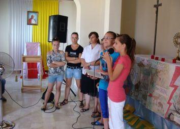 Albania: Letnia Szkoła Sakramentów 2012