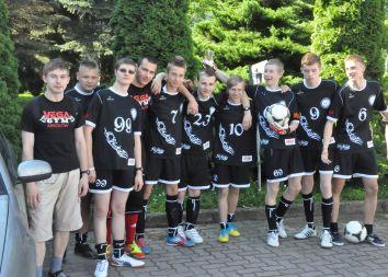 SOP: Puchar dla drużyny Dobroszyc 2013